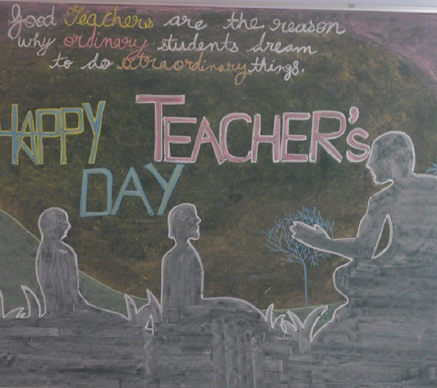 Krishna Janmashtami & Teachers Day Celebration